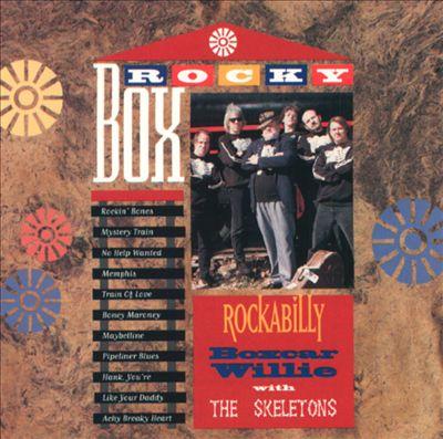 Rocky Box: Rockabilly