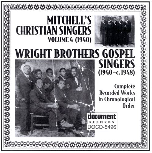 Mitchell's Christian Singers, Vol. 4: 1940