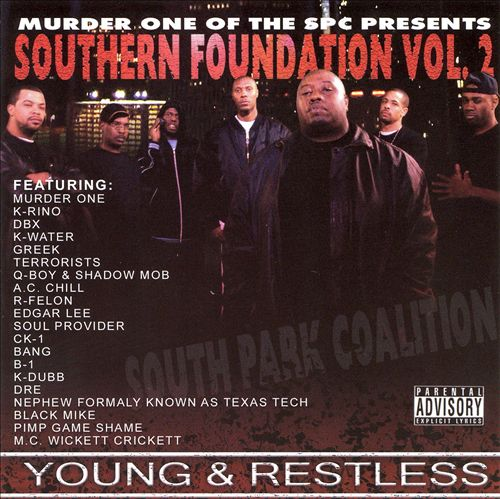 Southern Foundation, Vol. 2: Young and Restless