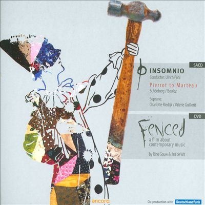 Pierrot to Marteau [Hybrid SACD] [Includes DVD: Fenced]