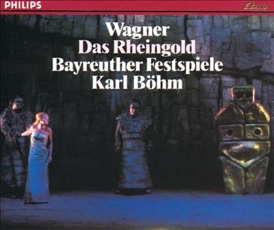 Wagner: Das Rheingold [Bayreuth 1967]