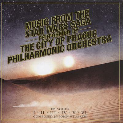 Music from the Star Wars Saga [2015]
