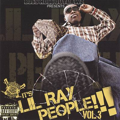 It's Lil Ray People, Vol. 3
