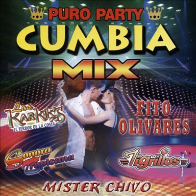 Purto Party Cumbia Mix