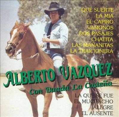 Alberto Vasquez Con Banda la Costeña