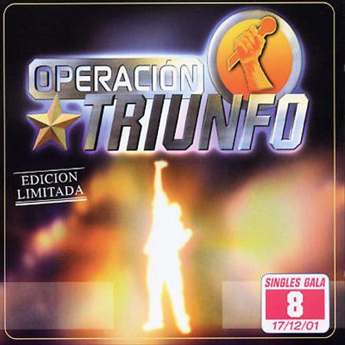 Operación Triunfo: Singles Gala 8