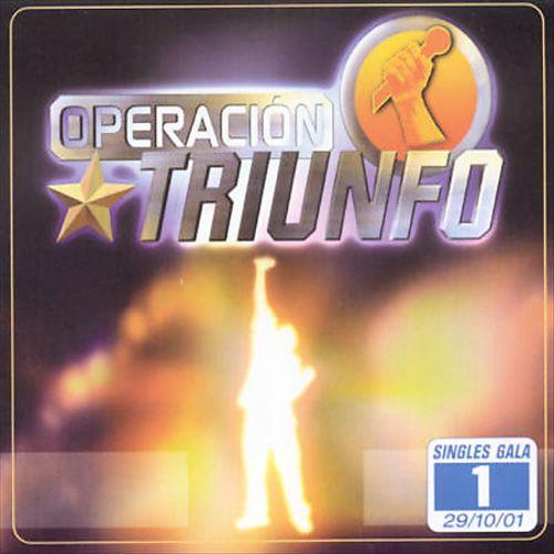Operación Triunfo: Singles Gala 1