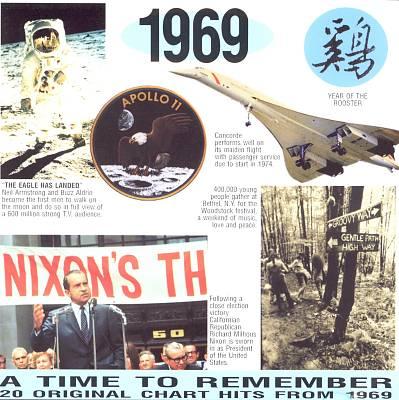 1969: 20 Original Chart Hits