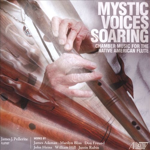 Mystic Voices Soaring: Chamber Music for the Native American Flute