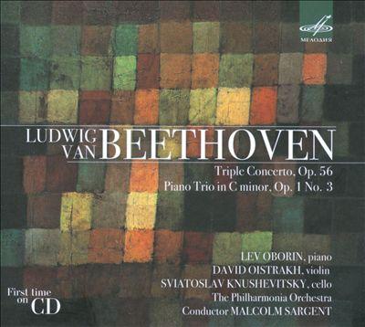 Beethoven: Triple Concerto; Piano Trio