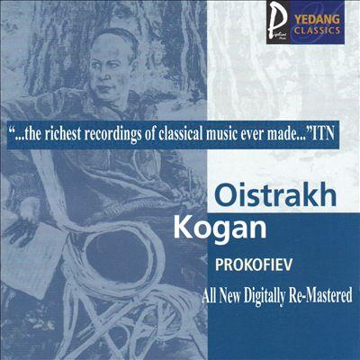 Prokofiev: Violin Concerto No. 2
