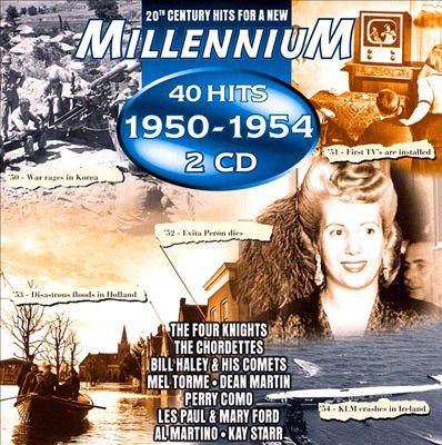 40 Hits: 1950-1954