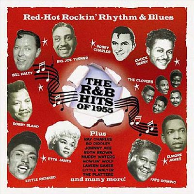 The R'n'b Hits of 1955