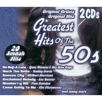 Greatest Hits of the 50's [Platinum Disc]