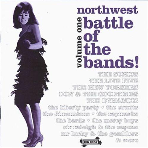 Northwest Battle of the Bands, Vol. 1