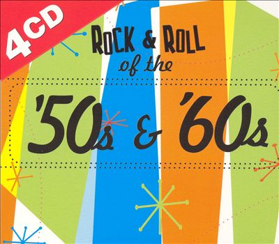 Rock N Roll of the 50s & 60s