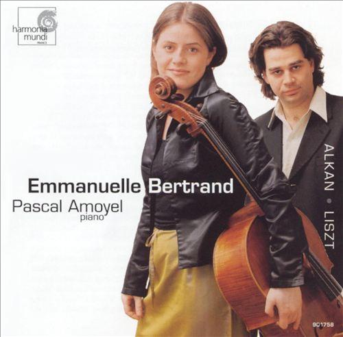 Emmanuelle Bertrand Plays Alkan and Liszt