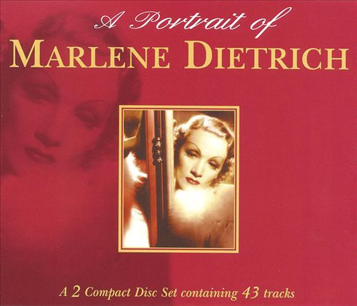 A Portrait of Marlene Dietrich