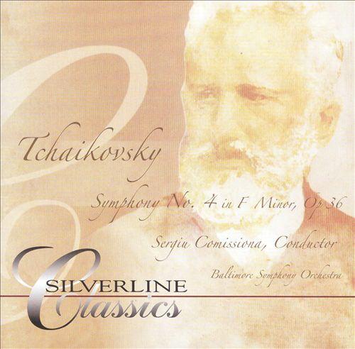Tchaikovsky: Symphony No. 4 [DualDisc]