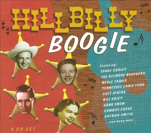 Hillbilly Boogie [Box Set]