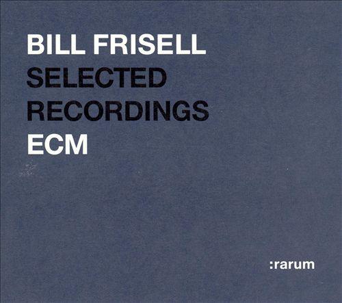 Selected Recordings (Rarum V)
