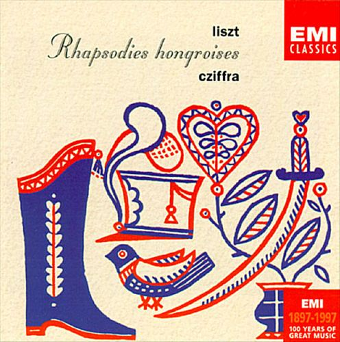 Liszt: Rhapsodies Hongroises