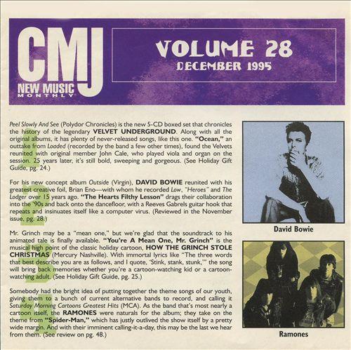 CMJ New Music, Vol. 28