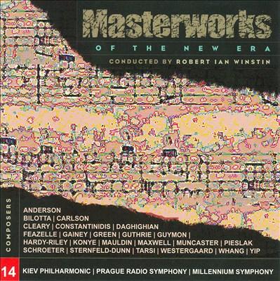 Masterworks of the New Era, Vol. 14