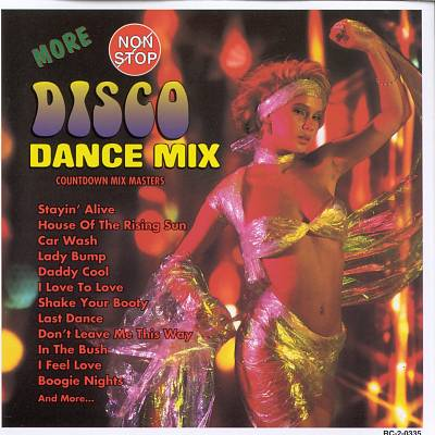 More Non-Stop Disco Dance Mix