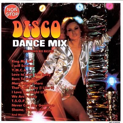 Non Stop Disco Dance Mix [1994]