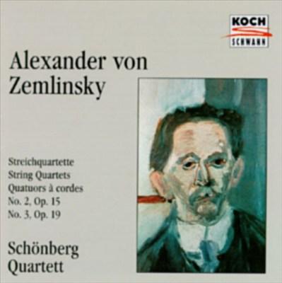 Zemlinsky: String Quartets Nos. 2 & 3