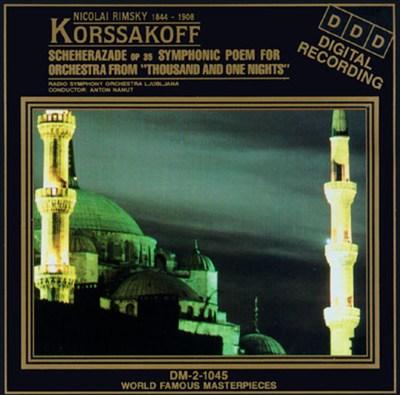 Rimsky-Korsakov: Scheherazade, Op. 35