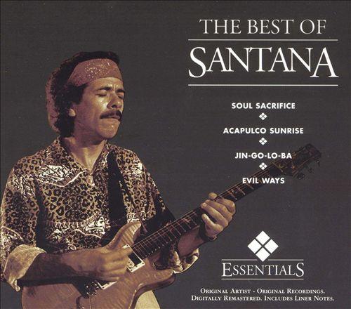 The Best of Santana [St. Clair]