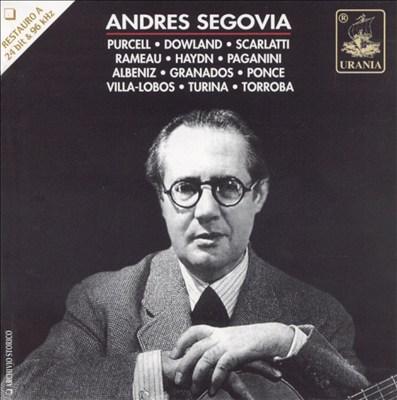 Andres Segovia: 1944-1949