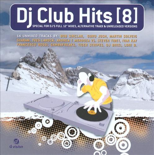 DJ Club Hits, Vol. 8