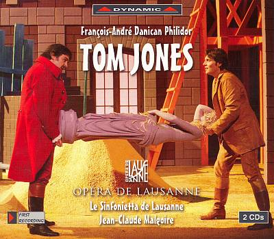 Philidor: Tom Jones