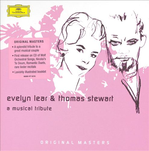Evelyn Lear & Thomas Stewart: A Musical Tribute