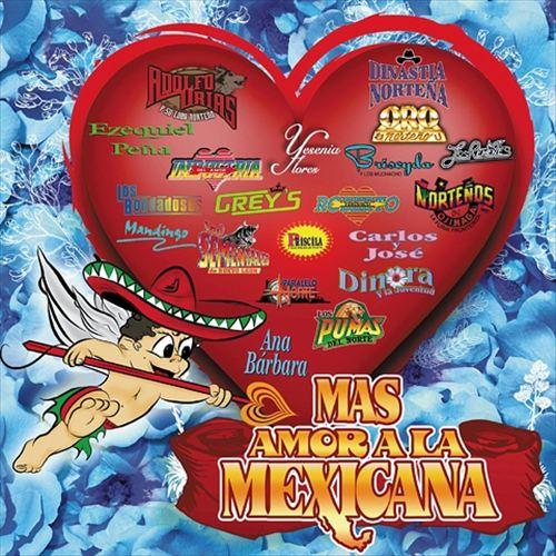 Mas Amor a la Mexicana