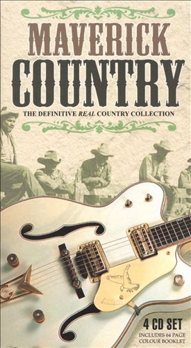 The Definitive Real Country Collection