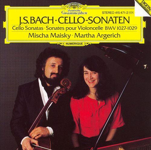 Sonata for viola da gamba & keyboard No. 3 in G minor, BWV 1029