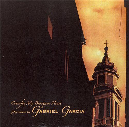 Crucifix My Baroquen Heart