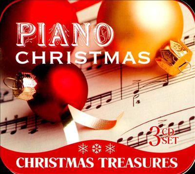 A Piano Christmas: Christmas Treasures