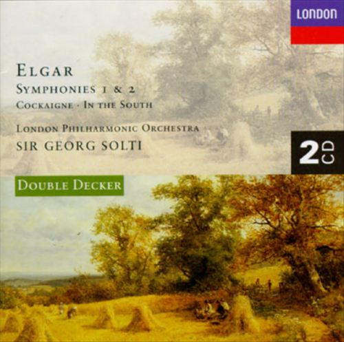 Elgar: Symphonies 1 & 2