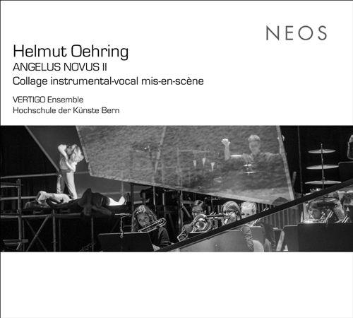 Helmut Oehring: ANGELUS NOVUS II