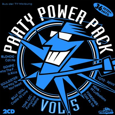 Party Power Pack, Vol. 5