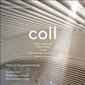 Coll: Violin Concerto;…