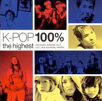 K-Pop 100%, Vol. 4