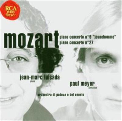 "Mozart: Piano Concero No. 9 ""Jeunehomme""; Piano Concerto No. 27"