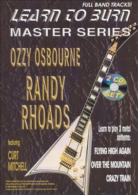 Learn to Burn: Ozzy Osbourne, Randy Rhoads