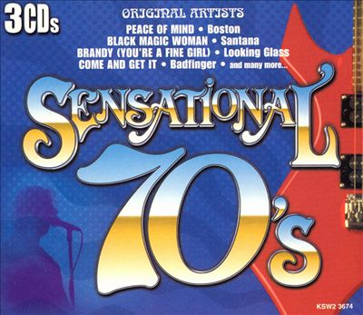Sensational '70s [2000/Box Set]